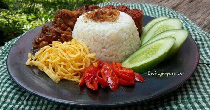 Nasi Uduk Indonesia