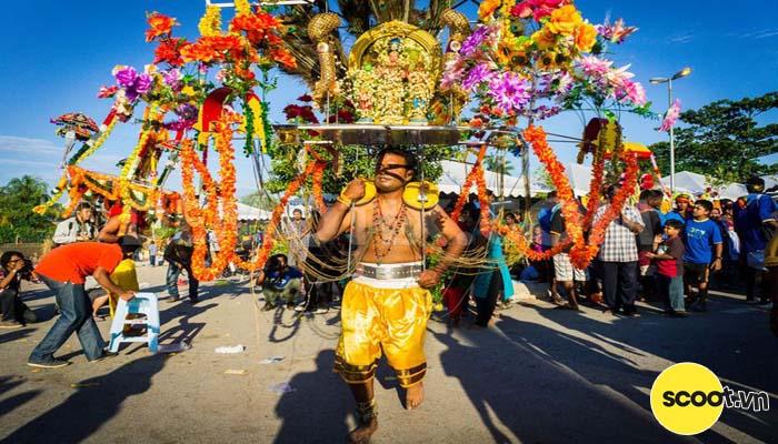Thaipusam-Festival