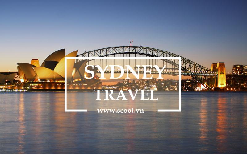 Thông tin du lịch thành phố Sydney
