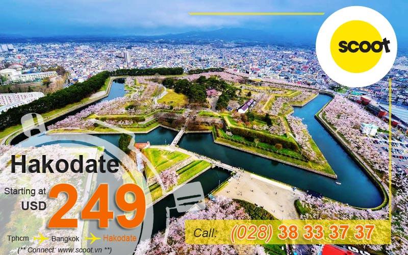 Du lịch và khám phá thành phố Hakodate