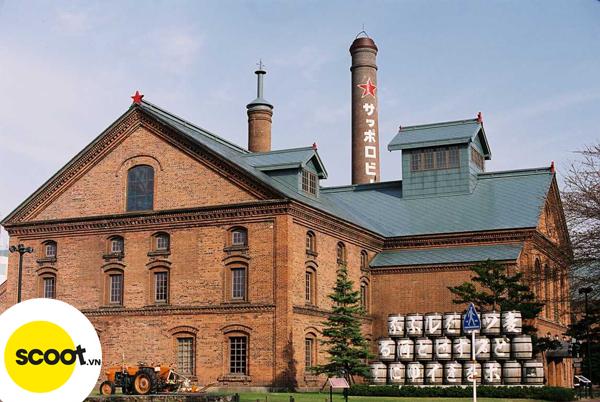 Bảo tàng bia Sapporo