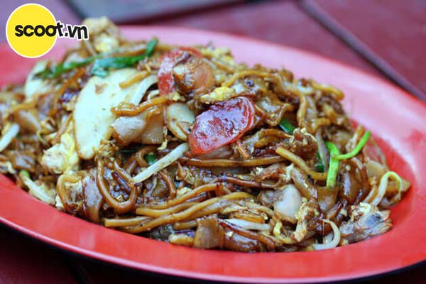 Char Kway Teow Singapore