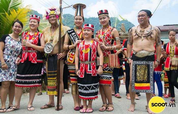 Gawai-Festival