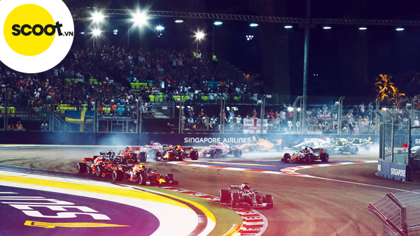 Grand Prix Season Singapore