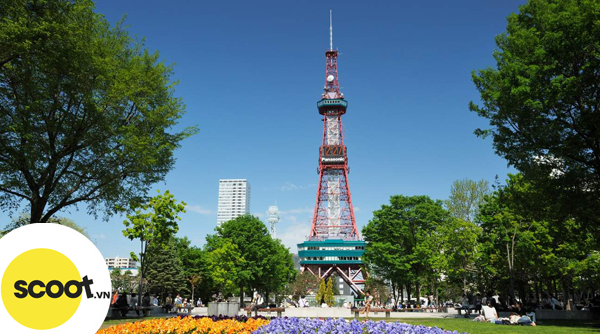 Tháp Sapporo TV
