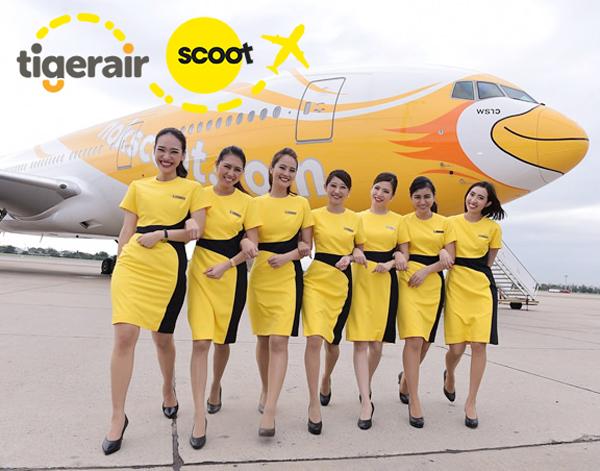 Hãng Scoot Air
