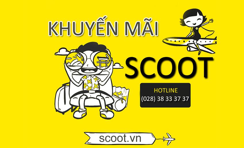 vé máy bay giá rẻ Scoot