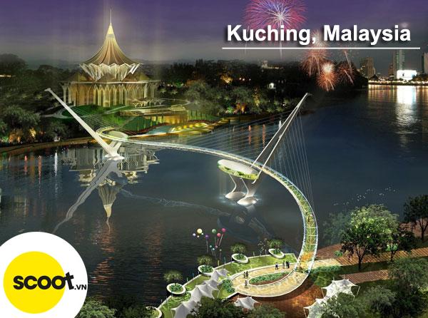 Thành phố Kuching, Malaysia