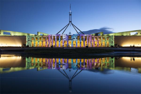 Tòa nhà Quốc hội Úc