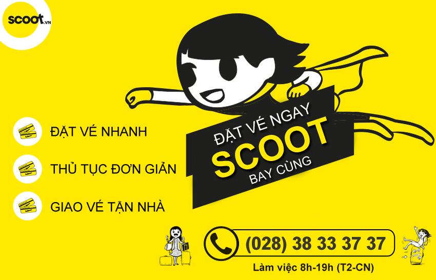 Tổng đài Scoot Air