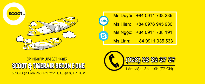 Contact Scoot Air